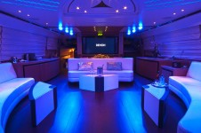 Yacht MISTRAL 55 -  Salon Nightclub